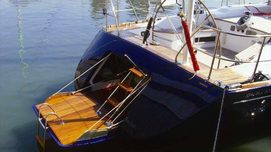 KHIVA - Starkel 56 Yacht
