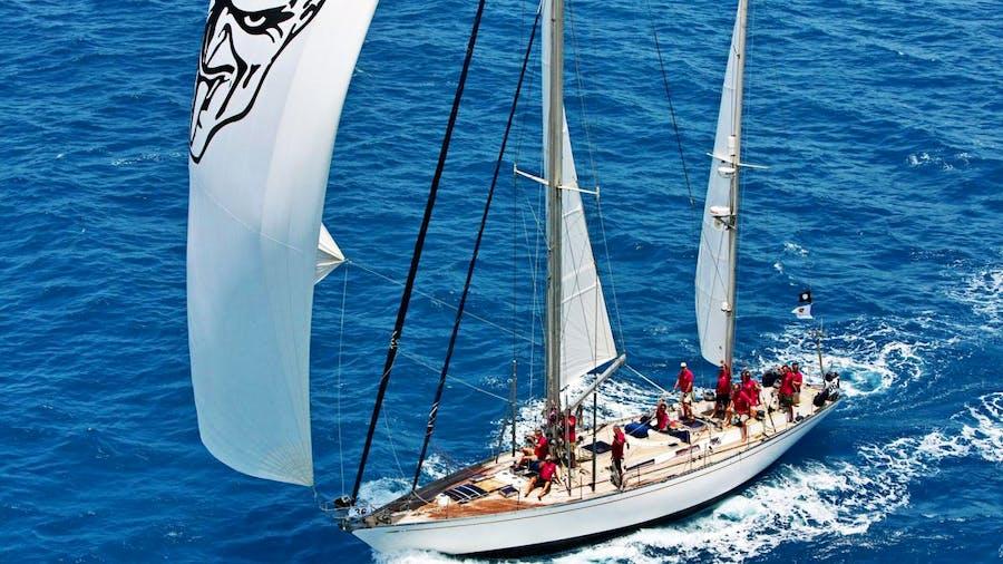 SHAITAN (65' SWAN) Yacht
