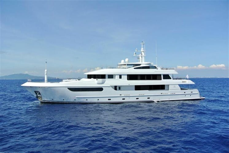 EP150 (New Boat Spec) Yacht