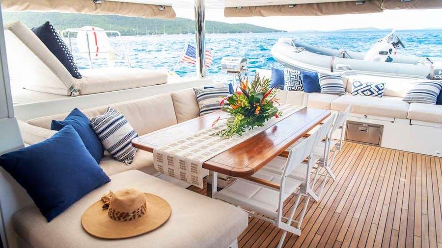 SEA WINGS II Yacht