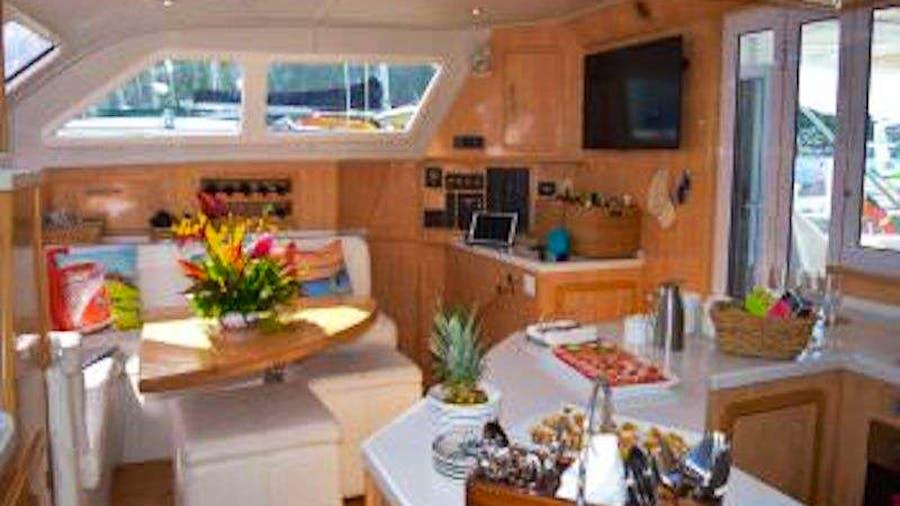 ALIWE Yacht