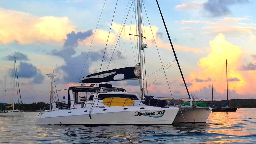 KARIZMA Yacht