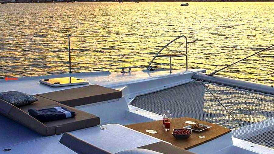 SEA DRAGON Yacht