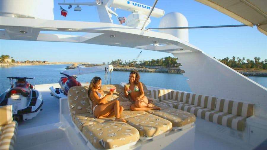 PANACHE 110' Yacht