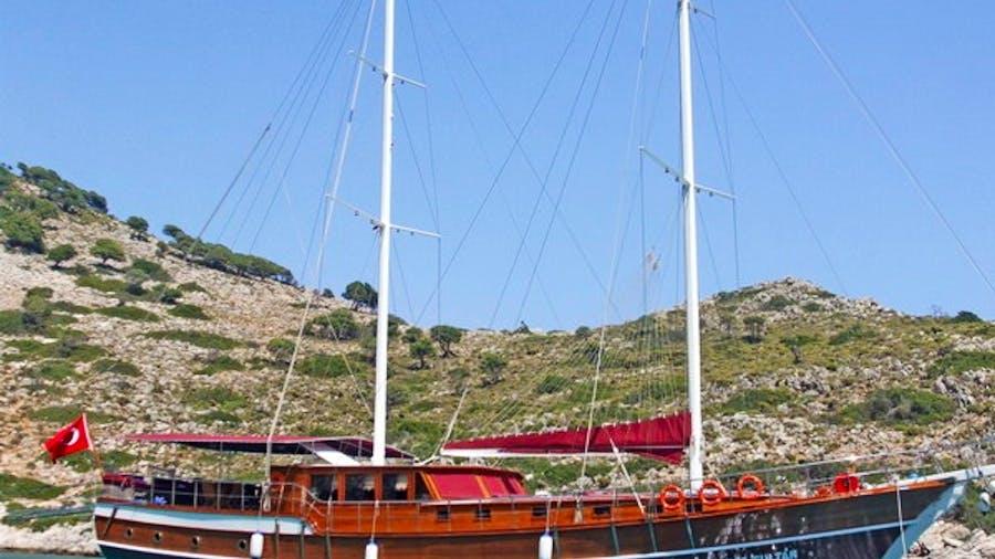 ECE SULTAN Yacht