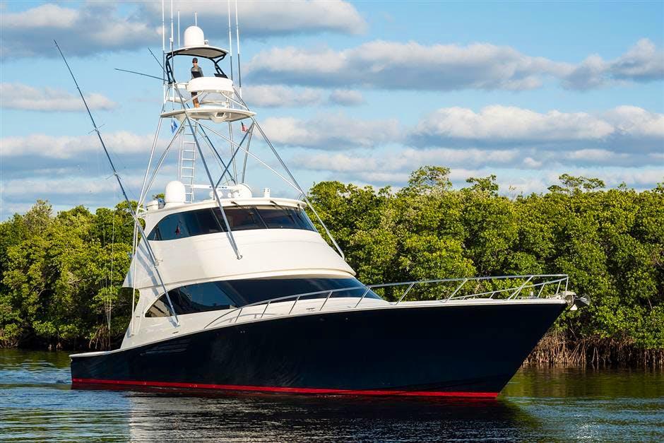 Something Fishy Yacht for Sale   70 VIKING 2015