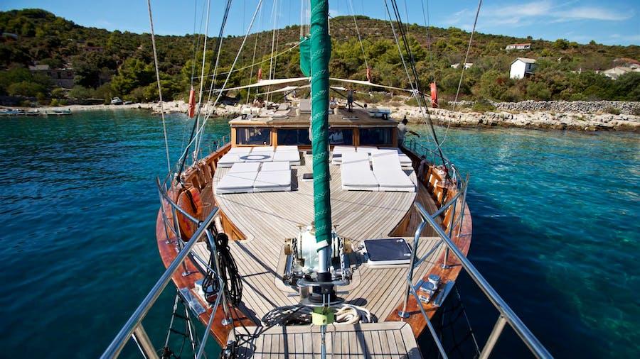 Queen of Adriatic Yacht