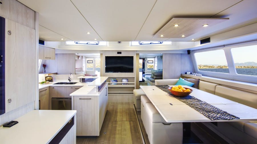 POSEIDON'S PEARL Yacht