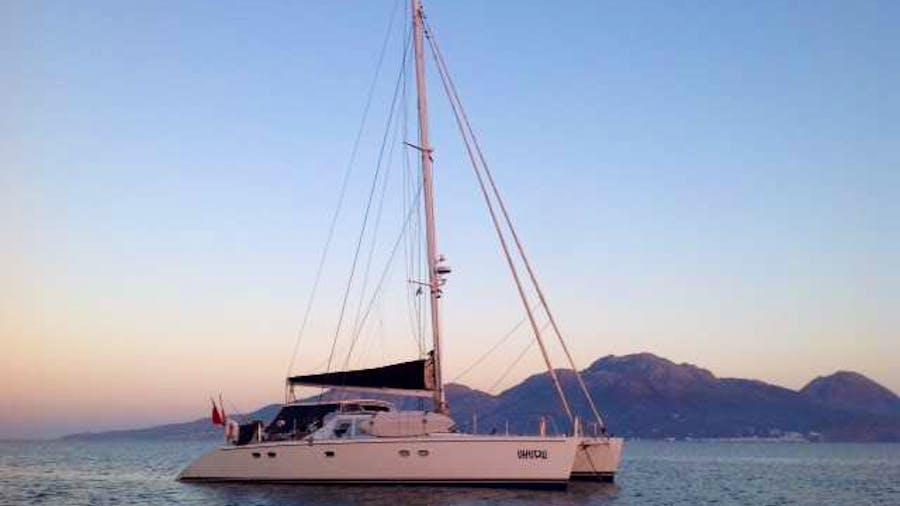 UHURU Yacht