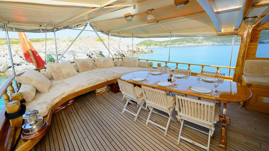 BURC-U ZAFER Yacht