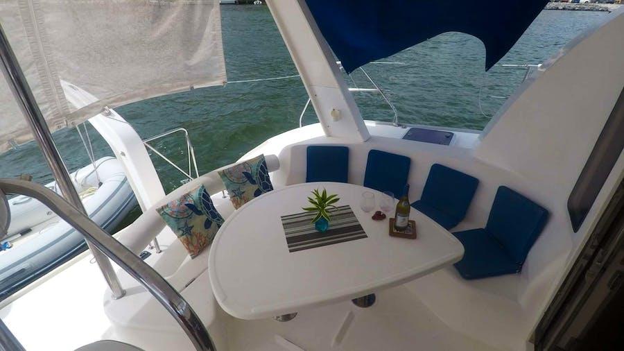 SALTY GIRL Yacht