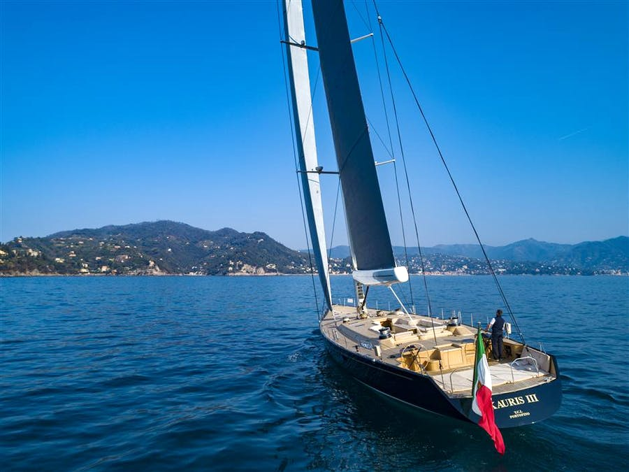 Details for KAURIS III Private Luxury Yacht For sale