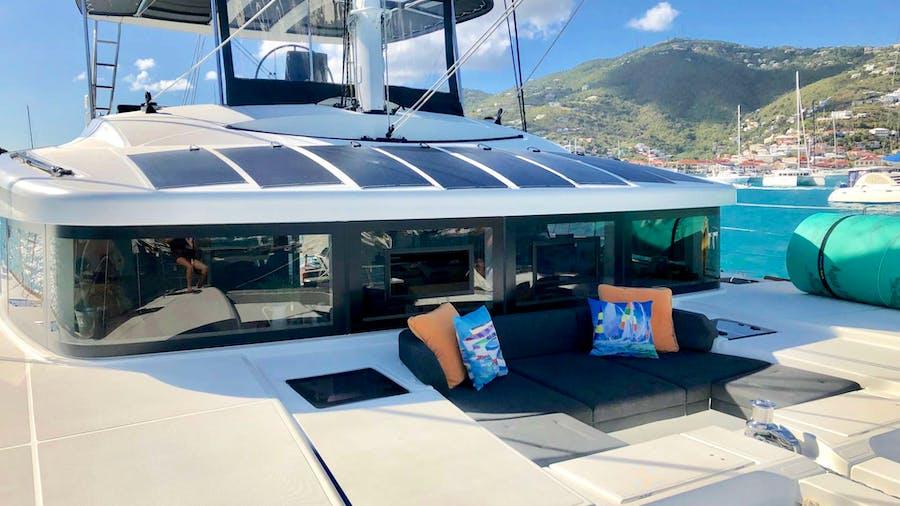 OUI CHERIE  Yacht