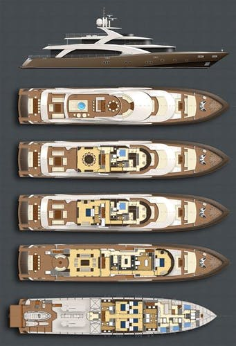 La Pellegrina Yacht