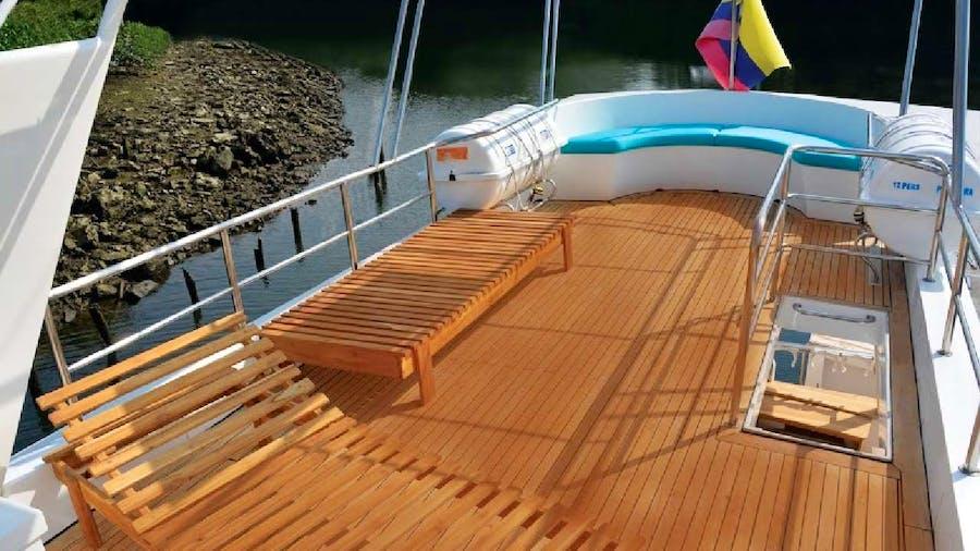 NORTADA Yacht