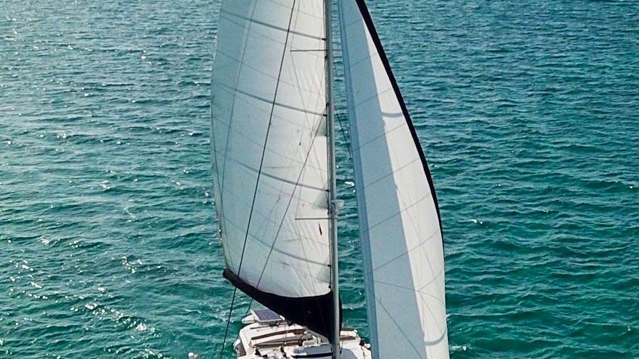 CATATONIC 500 Yacht