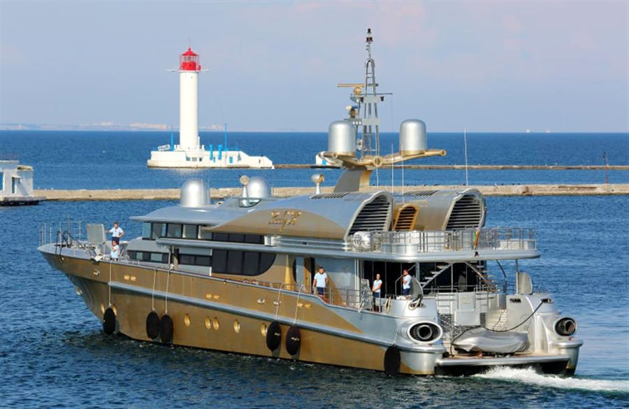 Details for LADY K Private Luxury Yacht For sale