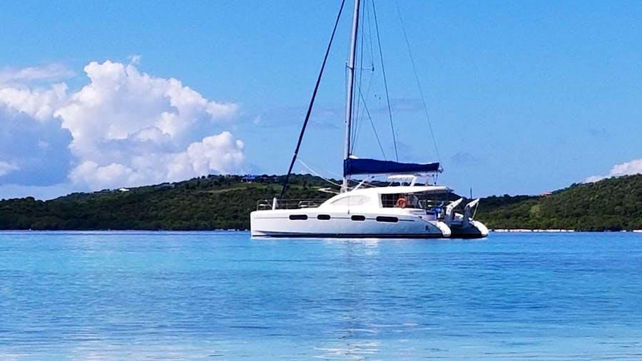 DEEPBLUE Yacht