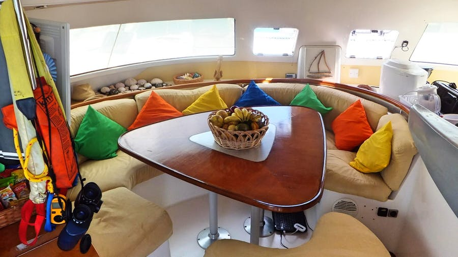IMAGINATION Yacht