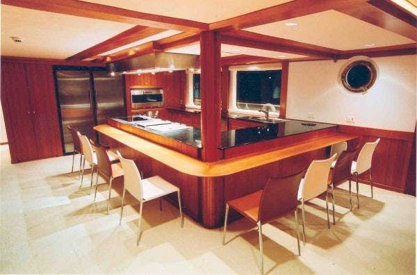 Seasonal Rates for LATITUDE Private Luxury Yacht For Charter