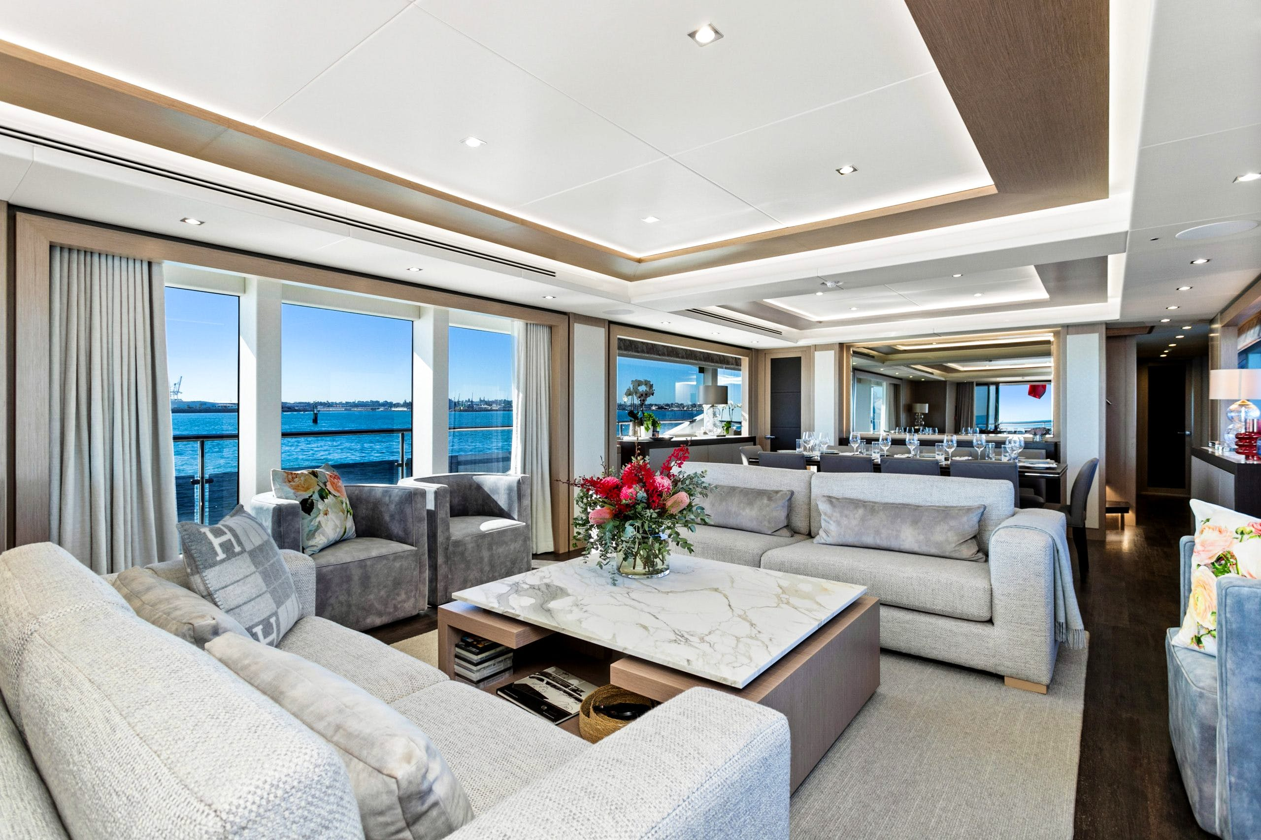 Seasonal Rates for FRATELLI Private Luxury Yacht For Charter