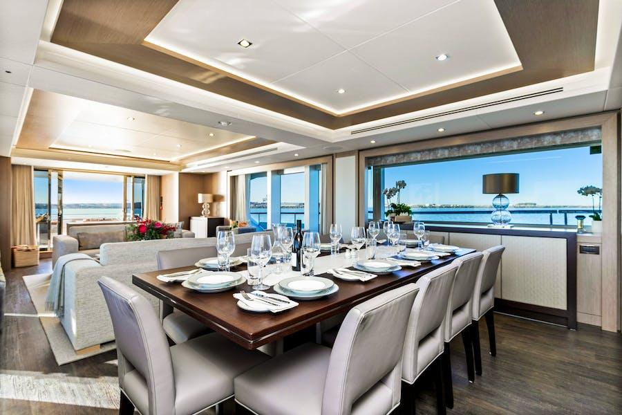 Tendar & Toys for FRATELLI Private Luxury Yacht For charter