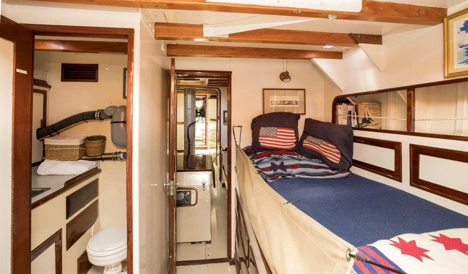 American Eagle Yacht for Sale | 66 LUDERS 1964