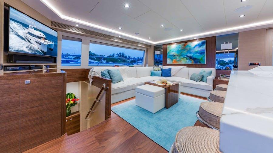 MUCHO GUSTO Yacht