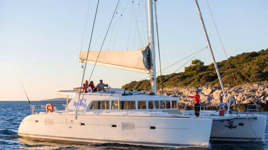 Bossa Nova Yacht