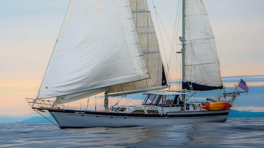 Gypsy Wind Yacht