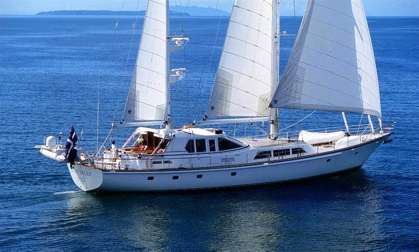 PACIFIC EAGLE Yacht for Sale | 91 ALLOY 1989