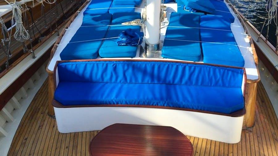 AMRA Yacht