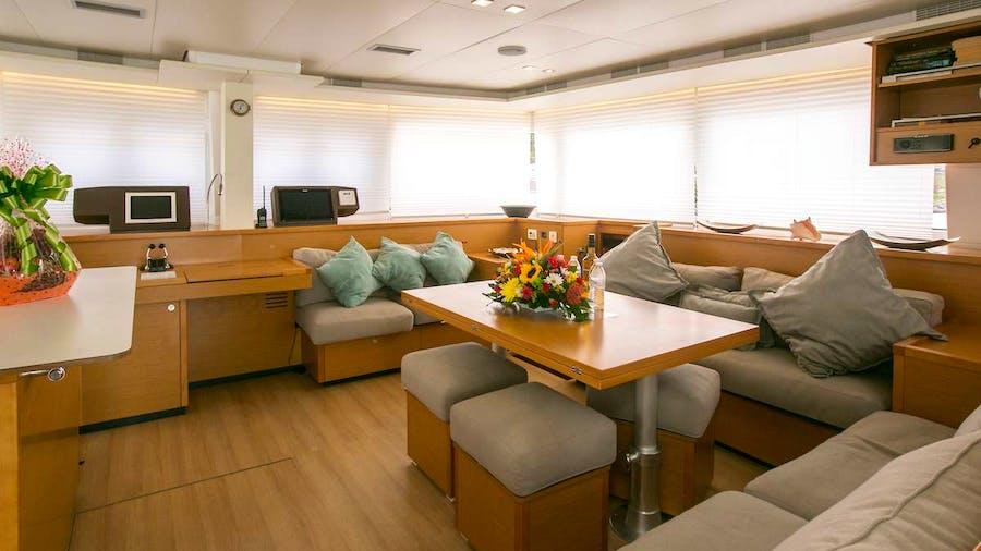 GRANDE DAME Yacht
