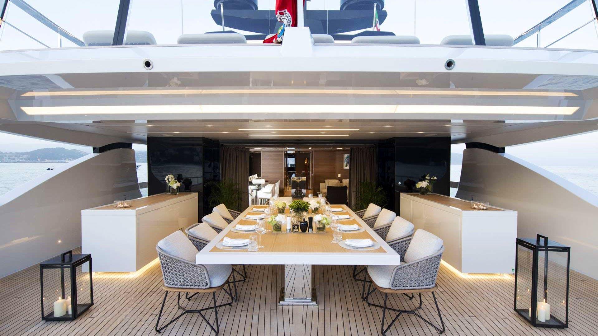 SEVEN SINS II Yacht