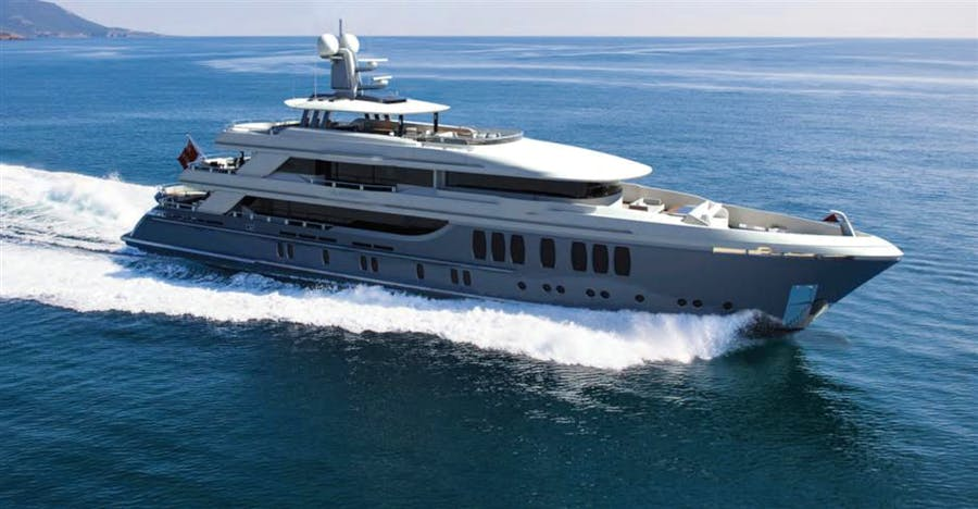 Details for CMB#04 Private Luxury Yacht For sale
