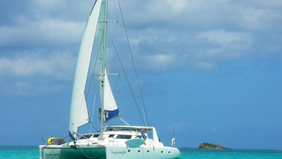 IMPROMPTU Yacht