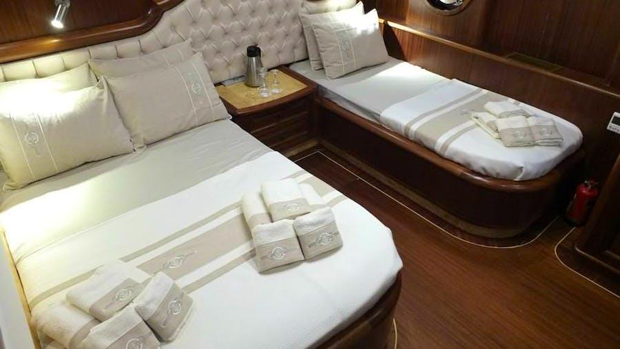 MEHMET BUGRA Yacht