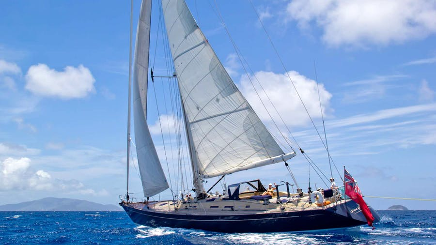 PACIFIC WAVE Yacht