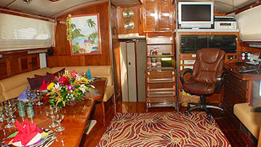 DRUMBEAT 1 Yacht