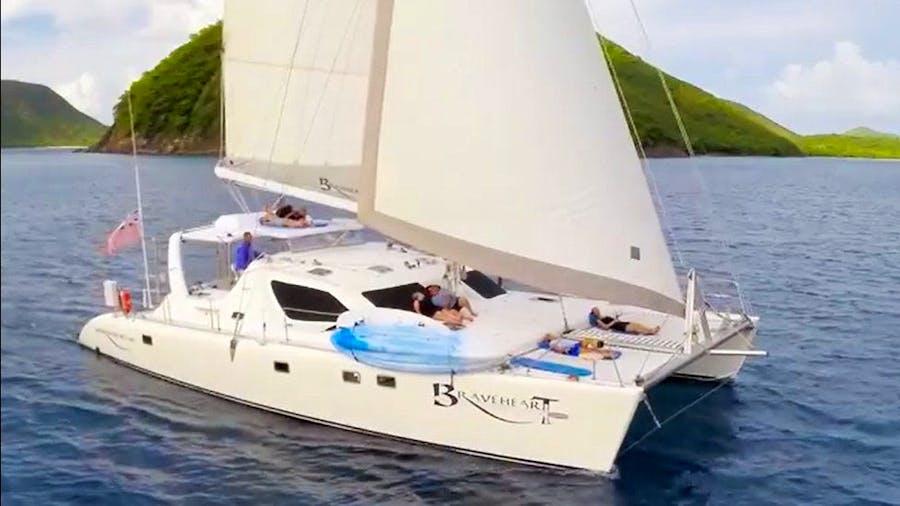 BRAVEHEART  (58 FT) Yacht