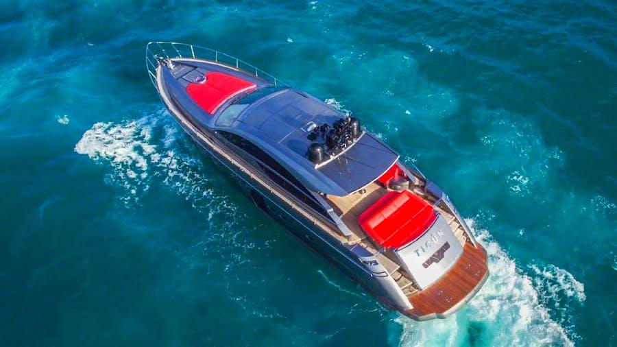 TICUN Yacht
