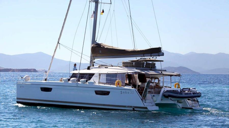 TIZIANO Yacht