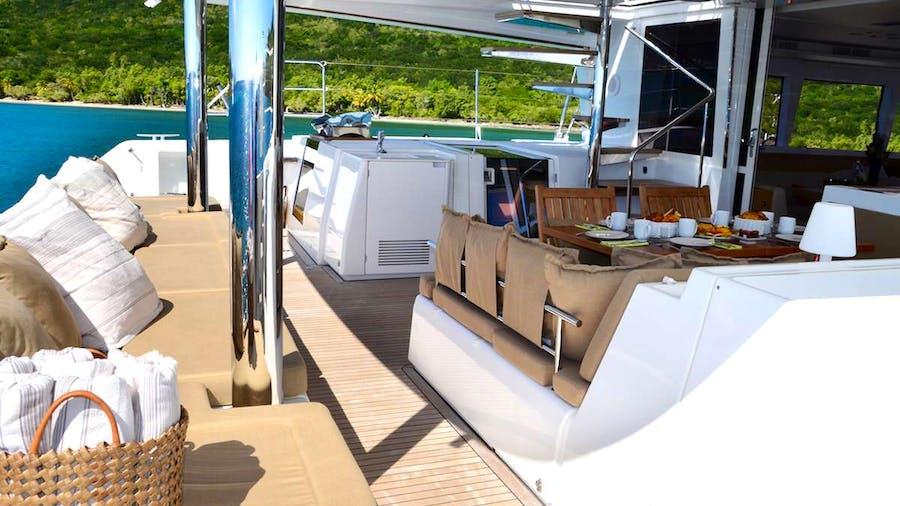 BACCHUS Yacht