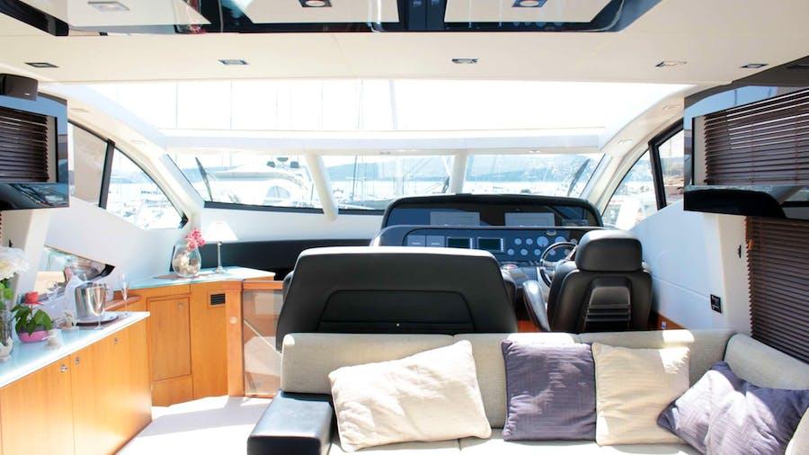 MARITA Yacht