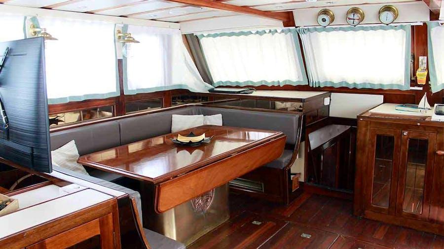 KIMERA Yacht
