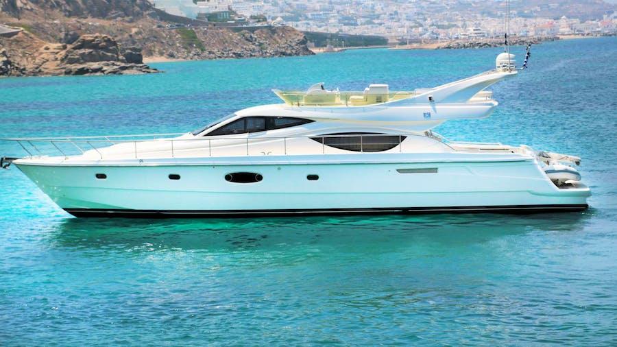 ALKION II Yacht