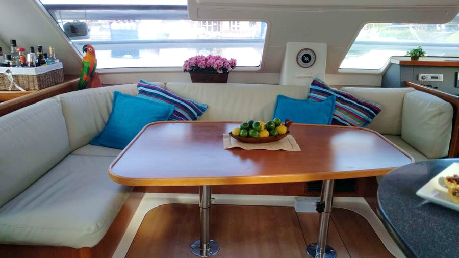 EXTASEA 2 Yacht