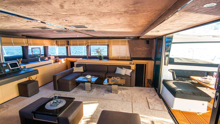 CARPE DIEM CAT 620 Yacht