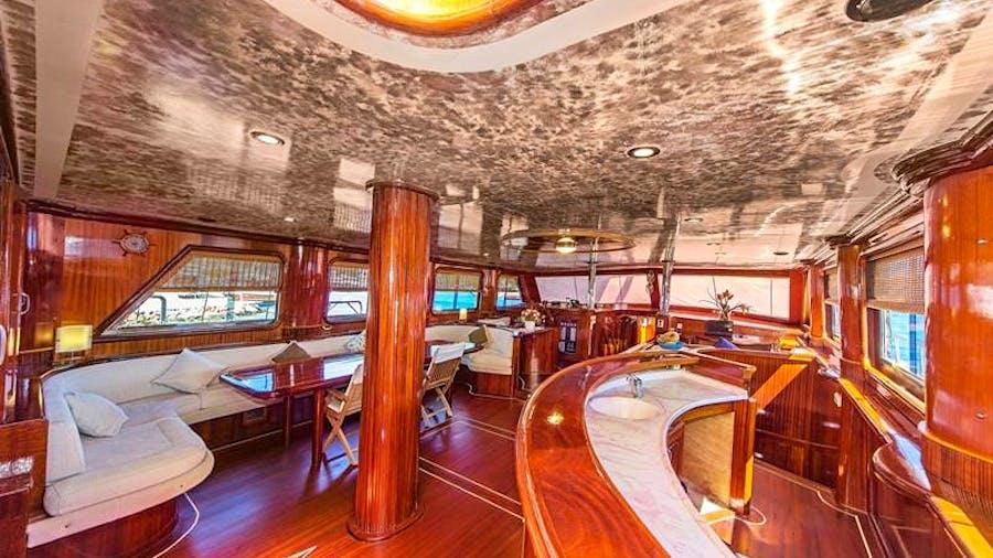 S DOGU Yacht