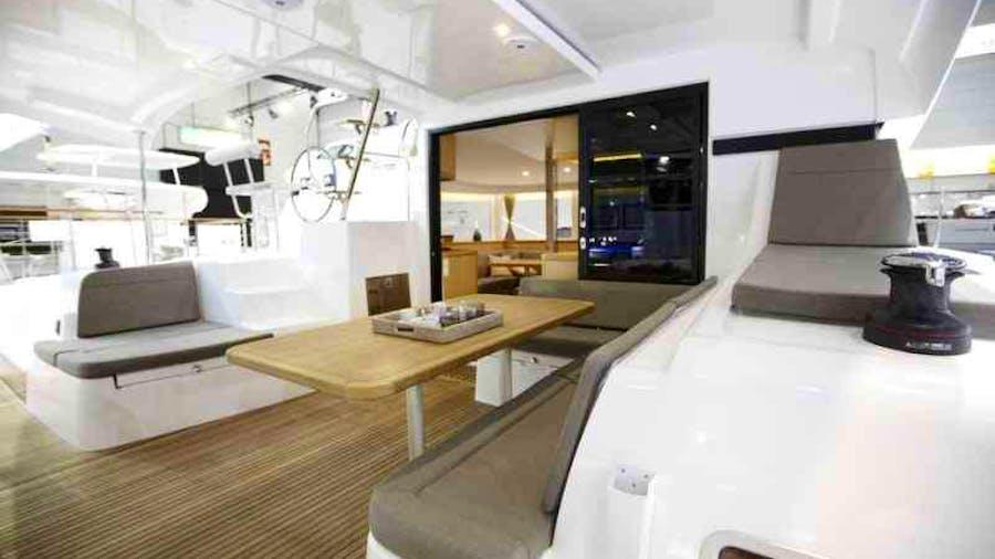 ALICE Lagoon 42 Yacht